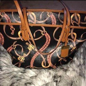 Lauren Ralph Lauren Tote Bag